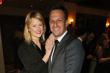 Mamie Gummer Anonymous Content & HBO's Golden Globes Event