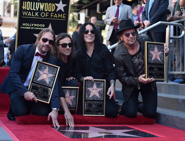 Mana Honored With Star On The Hollywood Walk Of Fame [mana honored with star on the hollywood walk of fame,carpet,red carpet,flooring,event,premiere,fher olvera,juan calleros,alex gonzalez,sergio vallin,rock band,man\u00e3,hollywood walk of fame,mexican,ceremony]