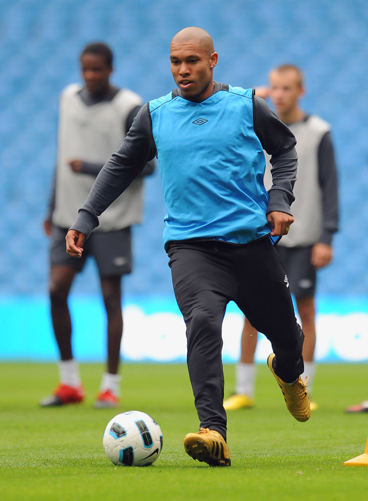 jerome boateng in manchester city training press conference zimbio. Black Bedroom Furniture Sets. Home Design Ideas