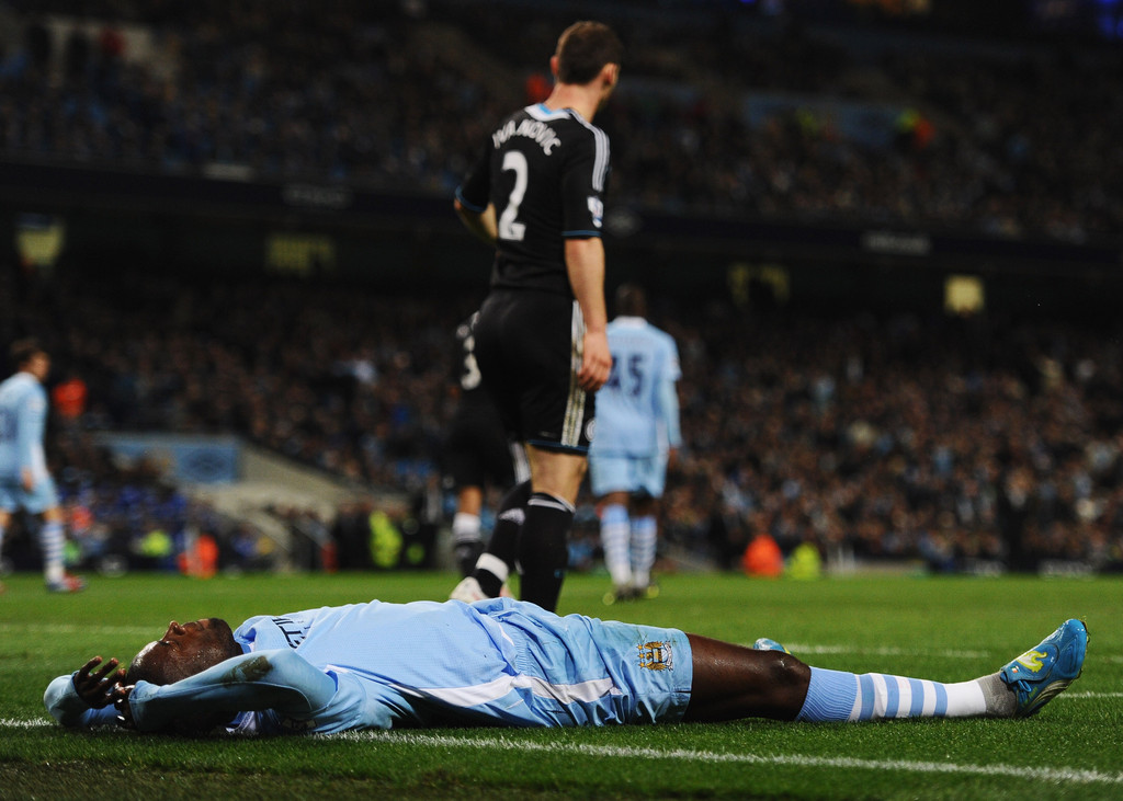 Manchester City Contra Chelsea: Manchester City V Chelsea