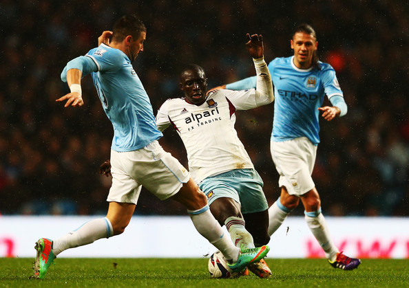 Manchester city v west ham united pictures