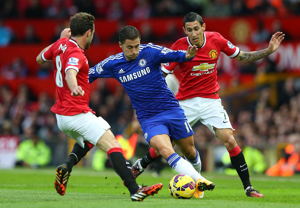 manchester united chelsea old trafford