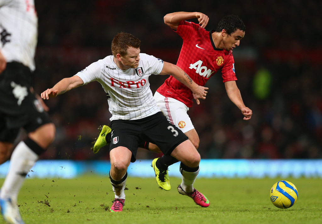 fulham vs man united - photo #23