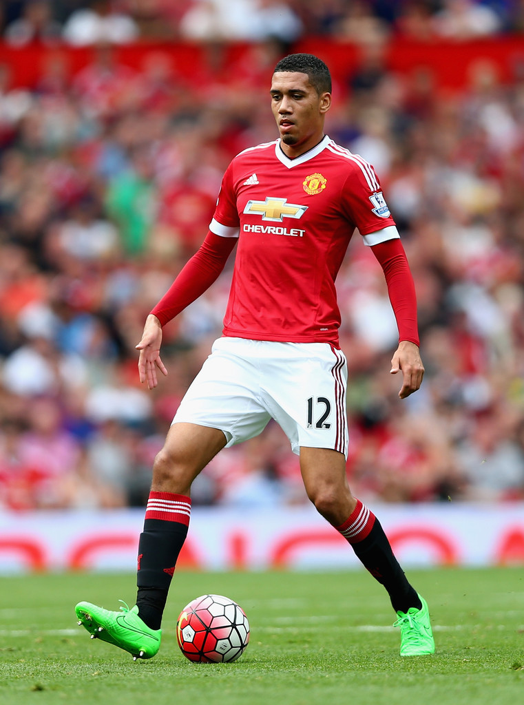 chris smalling - photo #15