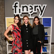 Mandana Dayani Finery App Launch Party Hosted by Brooklyn Decker