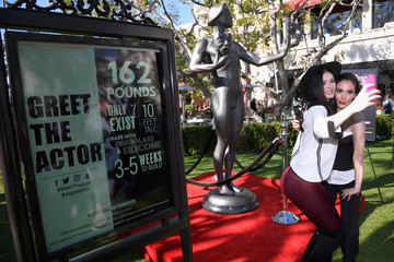 Mandy Amano The 23rd Annual Screen Actors Guild Awards - Greet the Actor at The Grove