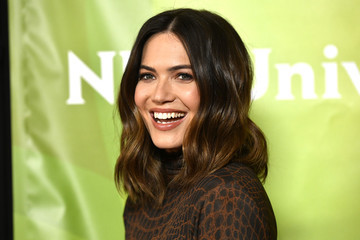 Mandy Moore 2020 NBCUniversal Winter Press Tour - Arrivals