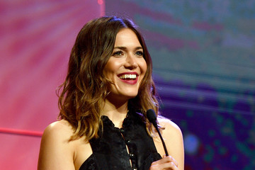 Mandy Moore 42nd Annual Gracie Awards - Inside