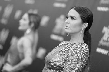 Mandy Moore 2018 MTV Movie And TV Awards - Red Carpet