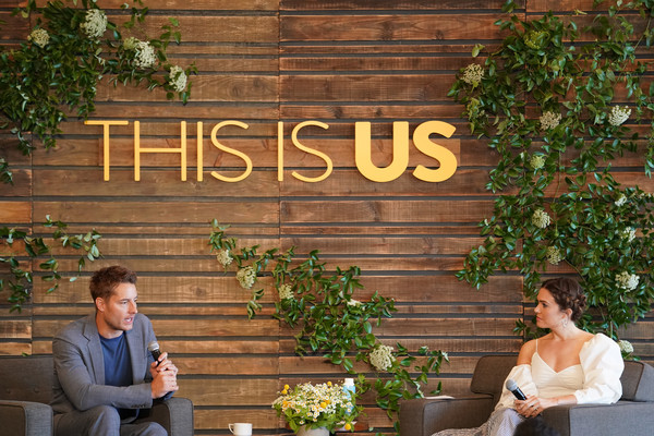 NBC's 'This Is Us' Pancakes With The Pearsons - Panel