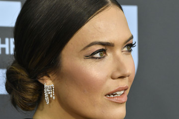 Mandy Moore 25th Annual Critics' Choice Awards - Arrivals