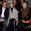 Manel Jadraque Front Row at the Desigual Show