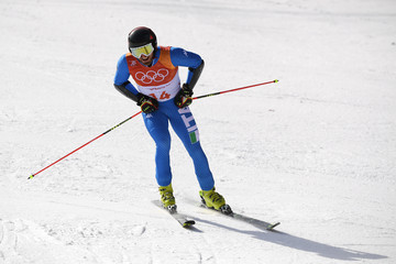 Manfred Moelgg Alpine Skiing - Winter Olympics Day 9