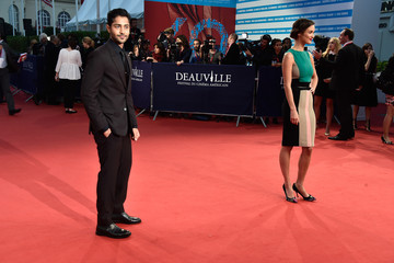 Manish Dayal 'The Hundred Foot Journey' Premiere - 40th Deauville American Film Festival