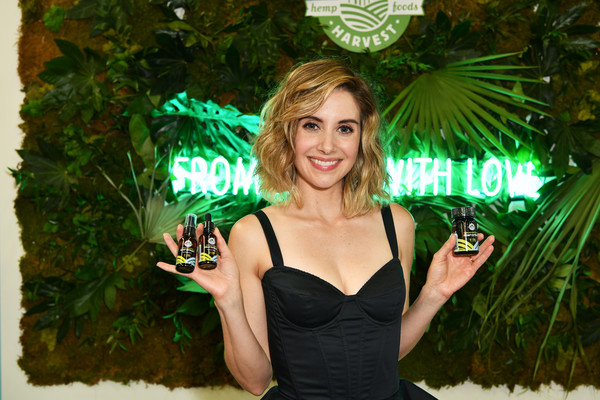 Manitoba Harvest Partners With Alison Brie To Launch New Broad Spectrum