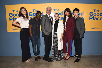 Manny Jacinto Universal Television's FYC @ UCB - 'The Good Place' - Arrivals