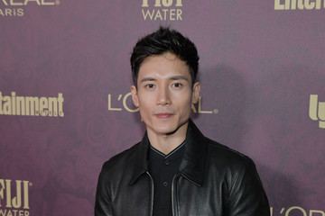 Manny Jacinto Entertainment Weekly And L'Oreal Paris Hosts The 2018 Pre-Emmy Party - Arrivals