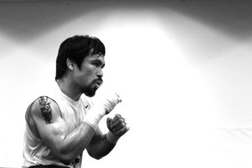 Manny Pacquiao In Focus: Mayweather And Pacquiao - Preparation For A Fight