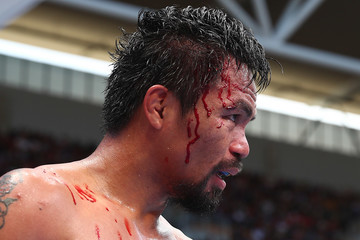 Manny Pacquiao Manny Pacquiao v Jeff Horn