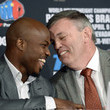 TEDDY ATLAS Photos