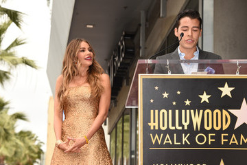 Manolo Gonzalez-Ripoll Vergara Sofia Vergara Honored on the Hollywood Walk of Fame