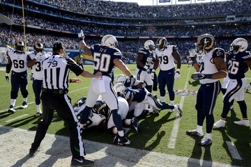 Manti Teo St Louis Rams v San Diego Chargers