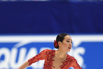 Mao Asada Japan Figure Skating Championships 2016 - Day 3