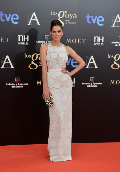Mar Saura - Goya Cinema Awards 2013 - Red Carpet