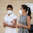 María Chivite Queen Letizia Attends The Opening of The School Course 20-21