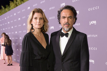 María Eladia Hagerman 2017 LACMA Art + Film Gala Honoring Mark Bradford and George Lucas Presented by Gucci - Red Carpet
