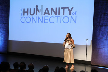 Mara Schiavocampo ESSENCE And AT&T 'Humanity Of Connection' Event
