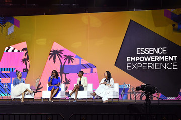 Mara Schiavocampo Luvvie Ajayi 2018 Essence Festival Presented By Coca-Cola - Ernest N. Morial Convention Center - Day 2