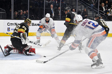 Marc-Andre Fleury New York Islanders v Vegas Golden Knights