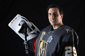 Marc-Andre Fleury 2018 NHL All-Star - Portraits