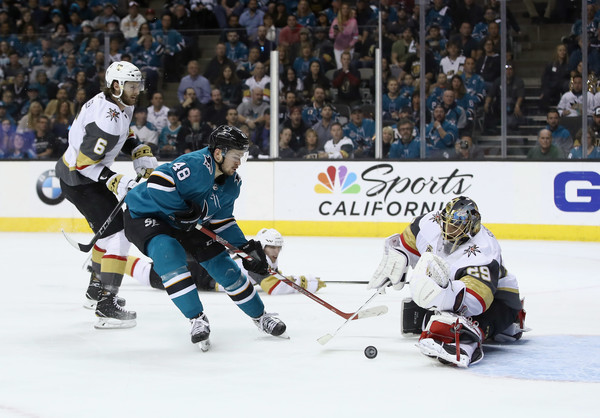 Vegas Golden Knights vs. San Jose Sharks - Game Six