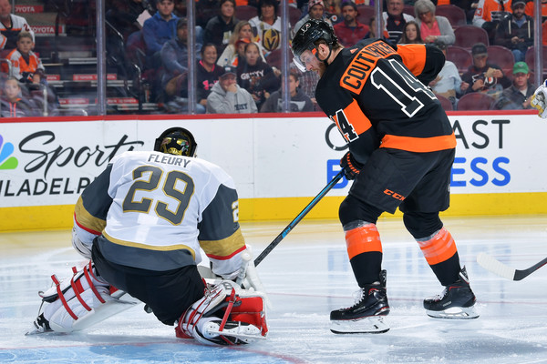 Vegas Golden Knights vs. Philadelphia Flyers