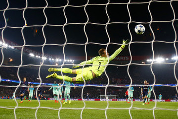 Marc-Andre Ter Stegen European Sports Pictures of the Week - February 20