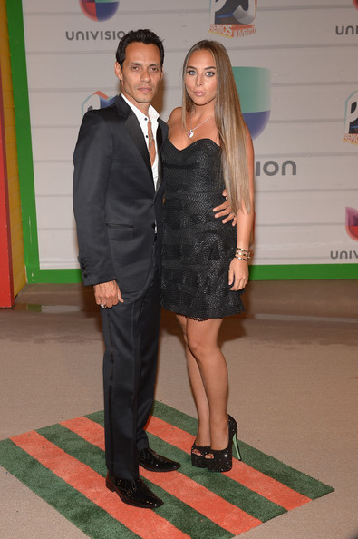 Arrivals at the Premios Juventud Event