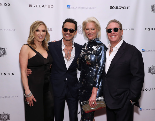 The Hasty Pudding Institute Of 1770 Honors Marc Anthony At The 7th Annual Order Of The Golden Sphinx Gala