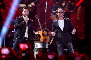 Marc Anthony Univision's 'Premios Juventud' 2017 Celebrates the Hottest Musical Artists and Young Latinos Change-Makers - Show