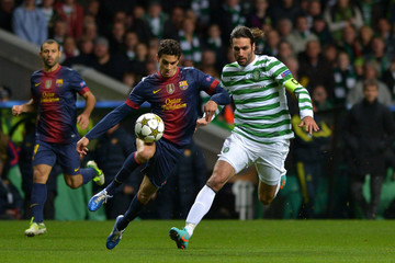 Marc Barta Celtic v Barcelona - UEFA Champions League