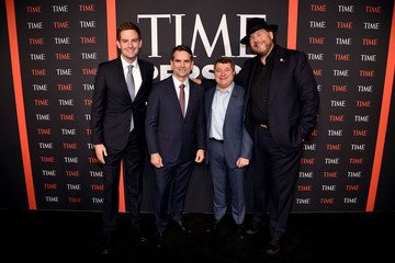 Marc Benioff TIME Person Of The Year Celebration - Arrivals