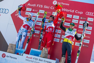 Marc Bischofberger FIS Freestyle Ski World Cup - Men's and Women's Ski Cross