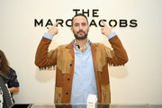 Marc Jacobs attends THE Marc Jacobs SoHo Block Party at The Marc Jacobs SoHo Store on June 12, 2019 in New York City.