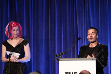 Marc Jacobs Hillary Clinton Receives Trailblazer Award From LGBT Center In NYC