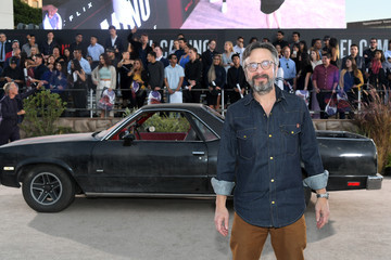 Marc Maron Netflix Hosts The World Premiere For 'El Camino: A Breaking Bad Movie' In L.A.
