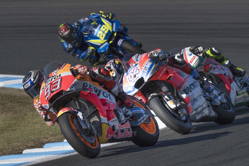 Marc Marquez MotoGP Of Japan - Race