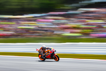 Marc Marquez European Best Pictures Of The Day - June 16, 2019