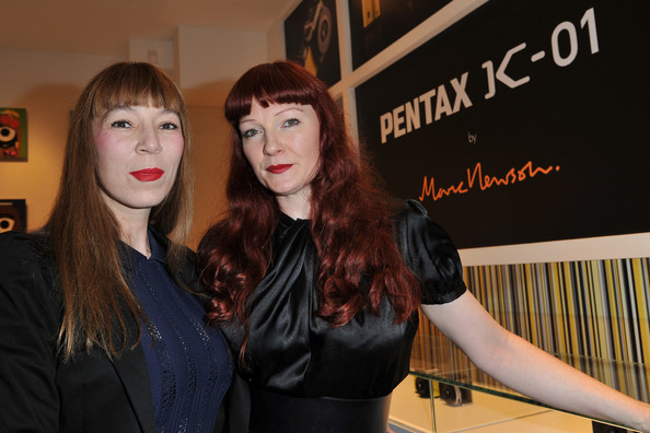 Marc Newson & Pentax: The Unveiling Of 'K-01' - Champagne Cocktail At Colette - Paris Fashion Week Fall/Winter 2012