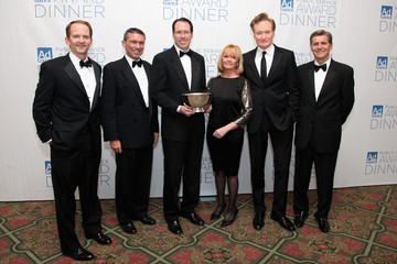 Marc Pritchard Conan O'Brien Hosts Ad Council's 59th Annual Public Service Award Dinner
